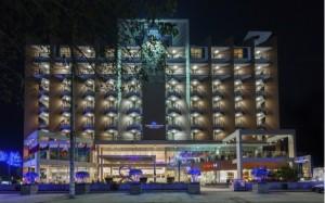 يستخدم فندق Dhaka Long Beach في بنغلاديش منتجات حمام ARROW