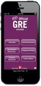 EDUCATIONAL TESTING SERVICE GRE