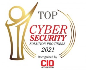 RevBits recognized as a Top Cybersecurity Solution Provider in 2021.